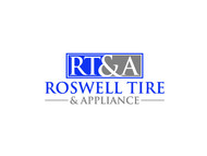 Roswell Tire & Appliance Logo - Entry #90
