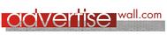 Advertisewall.com Logo - Entry #24