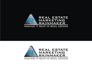 Real Estate Marketing Rainmaker Logo - Entry #40