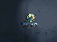 Reimagine Roofing Logo - Entry #267