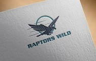 Raptors Wild Logo - Entry #155