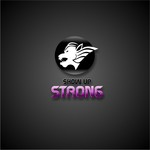 SHOW UP STRONG  Logo - Entry #40