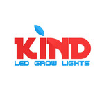 Kind LED Grow Lights Logo - Entry #33