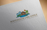 Bootlegger Lake Lodge - Silverthorne, Colorado Logo - Entry #40