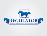 Regulator Thouroughbreds and Performance Horses  Logo - Entry #37