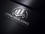 CMW Building Maintenance Logo - Entry #81