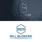 Bill Blokker Spraypainting Logo - Entry #197
