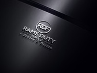 Rams Duty Free + Smoke & Booze Logo - Entry #141