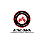 Acadiana Fire Extinguisher Sales and Service Logo - Entry #106