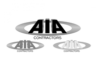 AIA CONTRACTORS Logo - Entry #110