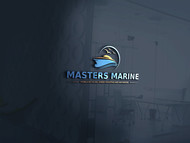 Masters Marine Logo - Entry #68