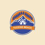 Tuzzins Beach Logo - Entry #182