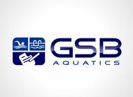 GSB Aquatics Logo - Entry #89