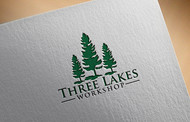 Three Lakes Workshop Logo - Entry #42