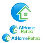 At Home Rehab Logo - Entry #70