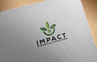 Impact Financial coaching Logo - Entry #58