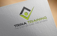 Trina Training Logo - Entry #102