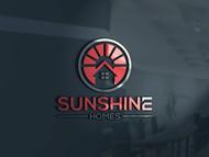 Sunshine Homes Logo - Entry #282