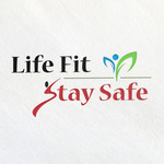 Live Fit Stay Safe Logo - Entry #205
