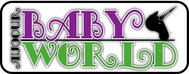 Logo for our Baby product store - Our Baby Our World - Entry #111