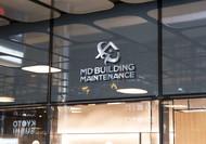MD Building Maintenance Logo - Entry #104