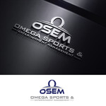 Omega Sports and Entertainment Management (OSEM) Logo - Entry #59
