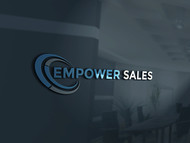 Empower Sales Logo - Entry #9