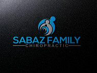 Sabaz Family Chiropractic or Sabaz Chiropractic Logo - Entry #50