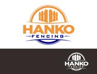 Hanko Fencing Logo - Entry #261
