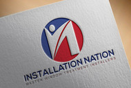 Installation Nation Logo - Entry #76