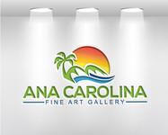 Ana Carolina Fine Art Gallery Logo - Entry #226