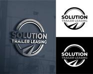 Solution Trailer Leasing Logo - Entry #63