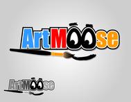 ArtMoose Logo - Entry #1