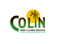 Colin Tree & Lawn Service Logo - Entry #100