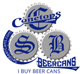 CONETOPS.COM BEERCANS.COM SELLBEERCANS.COM Logo - Entry #40