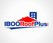 1-800-roof-plus  , i am also going to be using 1800roofplus.com for materials Logo - Entry #51