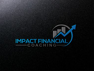 Impact Financial coaching Logo - Entry #44