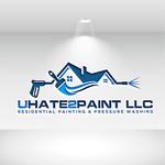 uHate2Paint LLC Logo - Entry #148