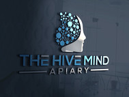 The Hive Mind Apiary Logo - Entry #28