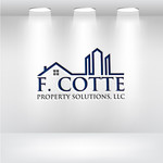 F. Cotte Property Solutions, LLC Logo - Entry #63
