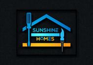 Sunshine Homes Logo - Entry #399