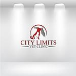 City Limits Vet Clinic Logo - Entry #52