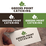 Greens Point Catering Logo - Entry #72