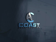 CA Coast Construction Logo - Entry #170