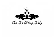 Ba Ba Bling baby Logo - Entry #127