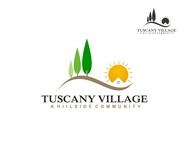 Tuscany Village Logo - Entry #83