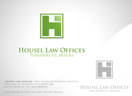 Housel Law Offices  : Theodore F.L. Housel Logo - Entry #22