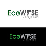 EcoWise Sprayfoam Logo - Entry #4