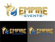 Empire Events Logo - Entry #125