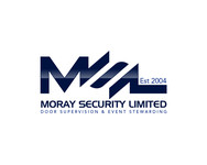 Moray security limited Logo - Entry #95